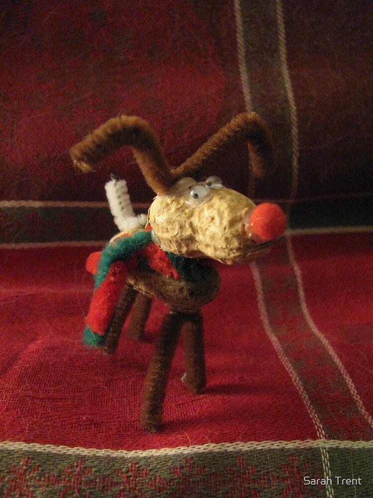 Peanut, the Helpful Reindeer by Sarah Trent