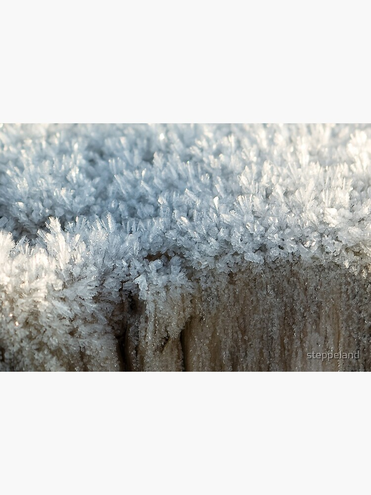 Fascinating ice crystals 3 by steppeland