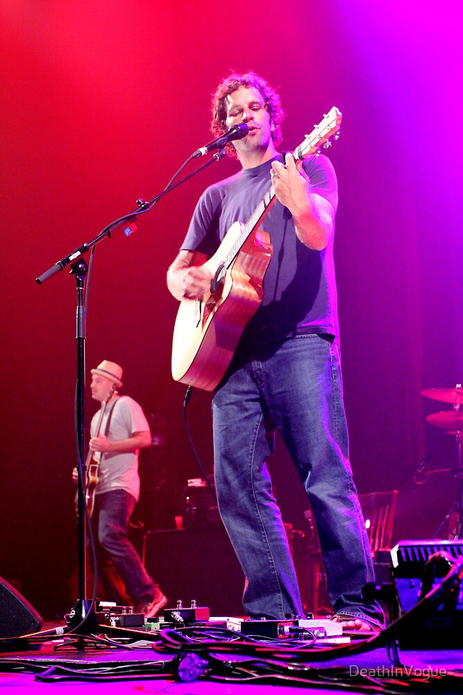 Jack Johnson- Live in Adelaide by DeathInVogue