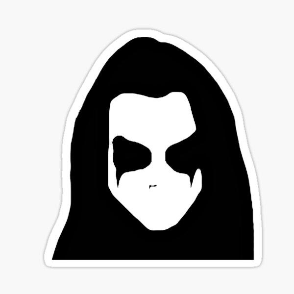 Dead - Mayhem Sticker