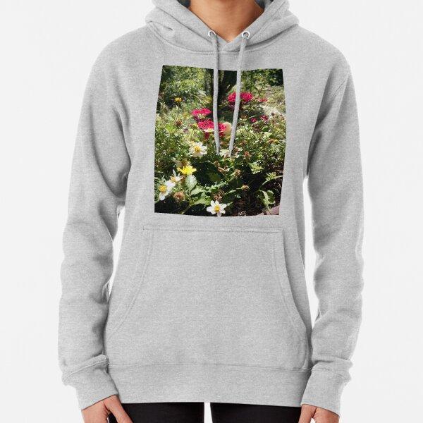 Blumen-Beet Hoodie