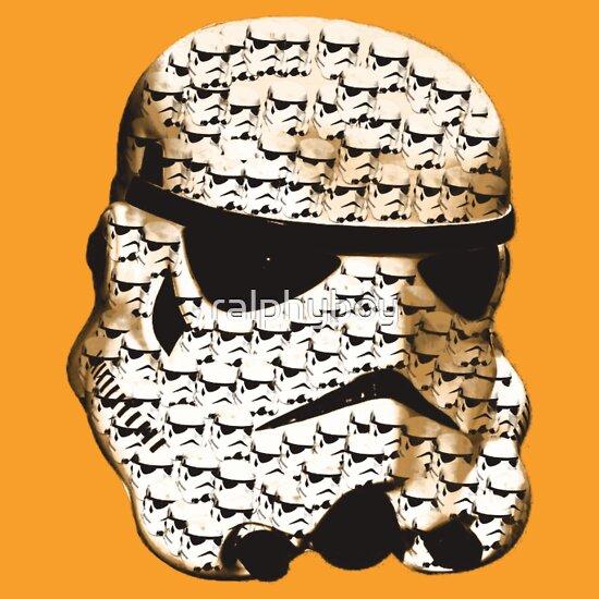 TShirtGifter presents: stormtrooper t-shirt