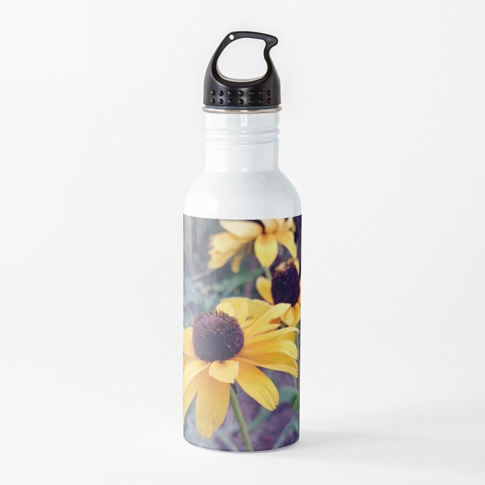 Gelber Sonnenhut Trinkflasche