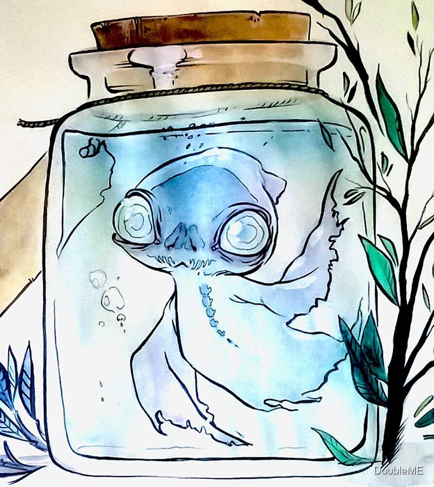 Specter Jar by DoubleME