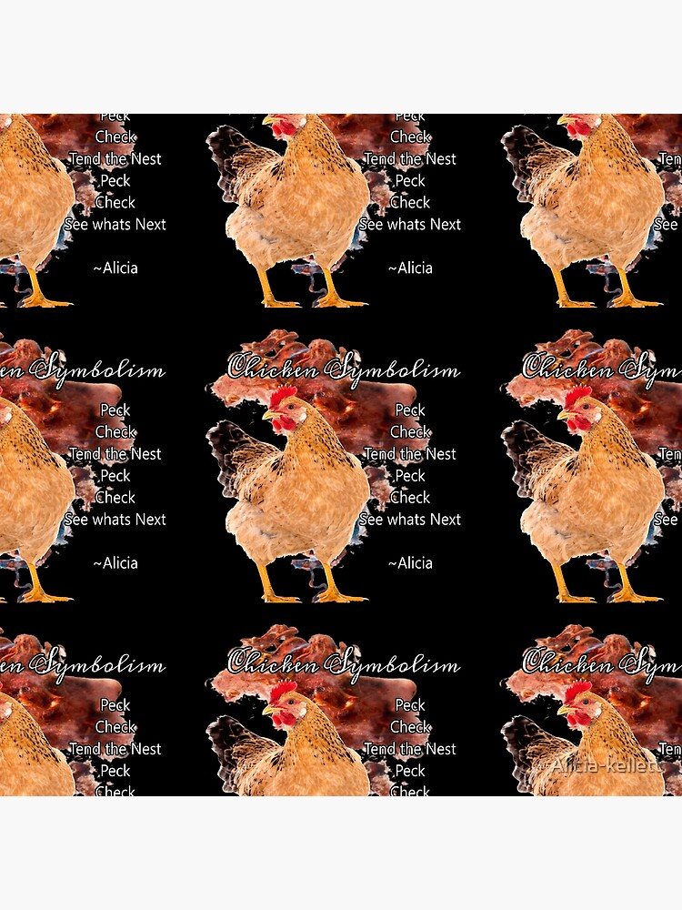 chicken Symbolism Totem Guide by Alicia-kellett