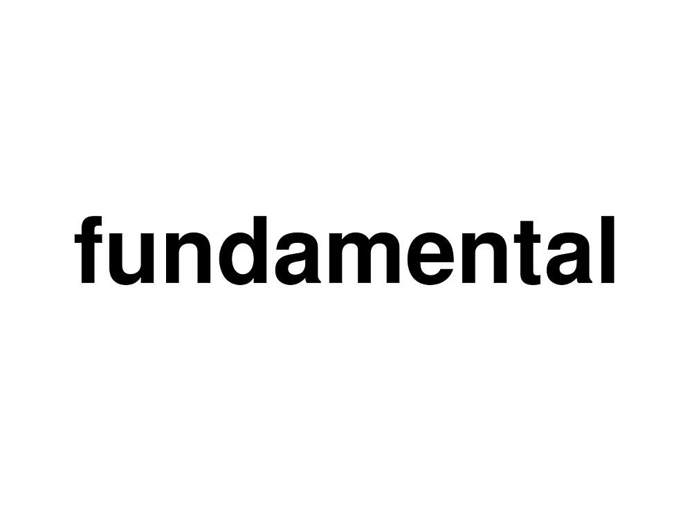 fundamental by ninov94
