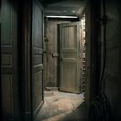 Dying place - Basement #1 by Nicolas Noyes
