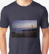 Sunset on Cruden Bay - North East coast of Aberdeenshire, Scotland T-Shirt