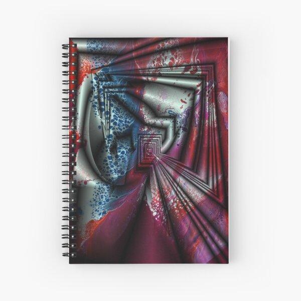 Folding Spiral Notebook