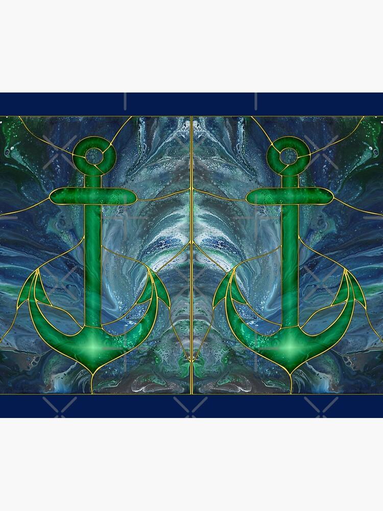 Glass Anchor by kerravonsen