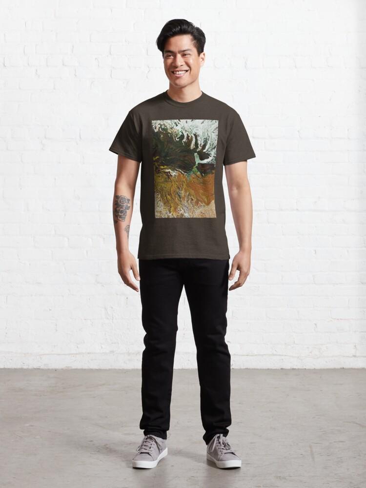 Alternate view of Ice Creeping Classic T-Shirt