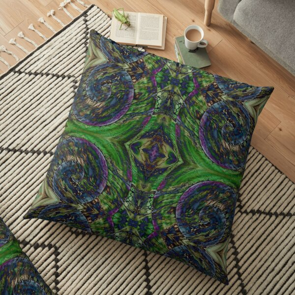 Involution Flow Floor Pillow