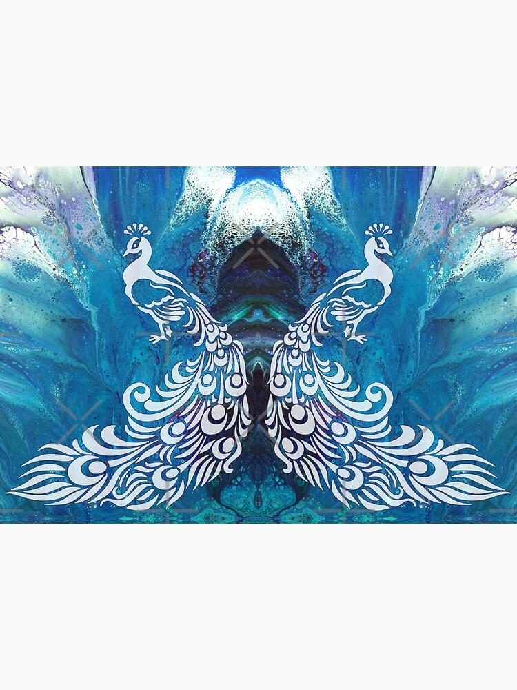 Peacock by kerravonsen