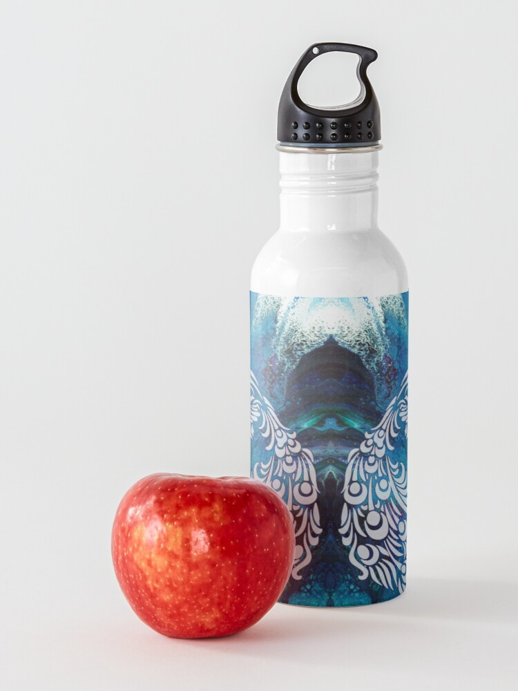 Alternate view of Peacock Water Bottle