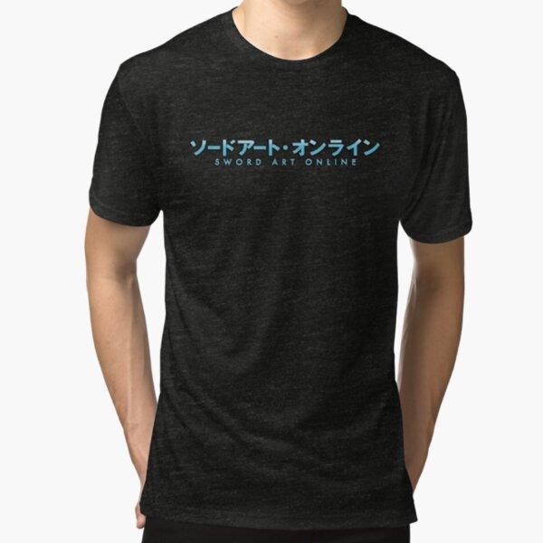 sword art online Tri-blend T-Shirt