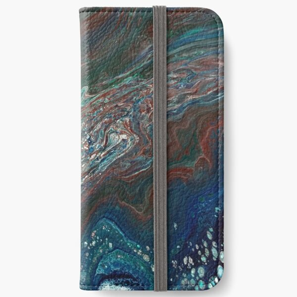 Stream of Consciousness iPhone Wallet