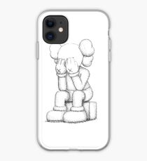 kaws bff iPhone Case