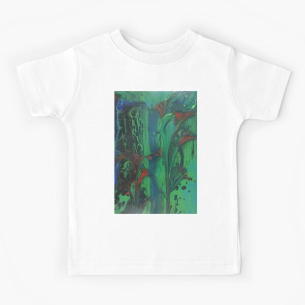 Kangaroo Paw Flowers Kids T-Shirt