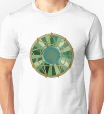 Enneagramm-Symbol (mit Subtypen) Slim Fit T-Shirt