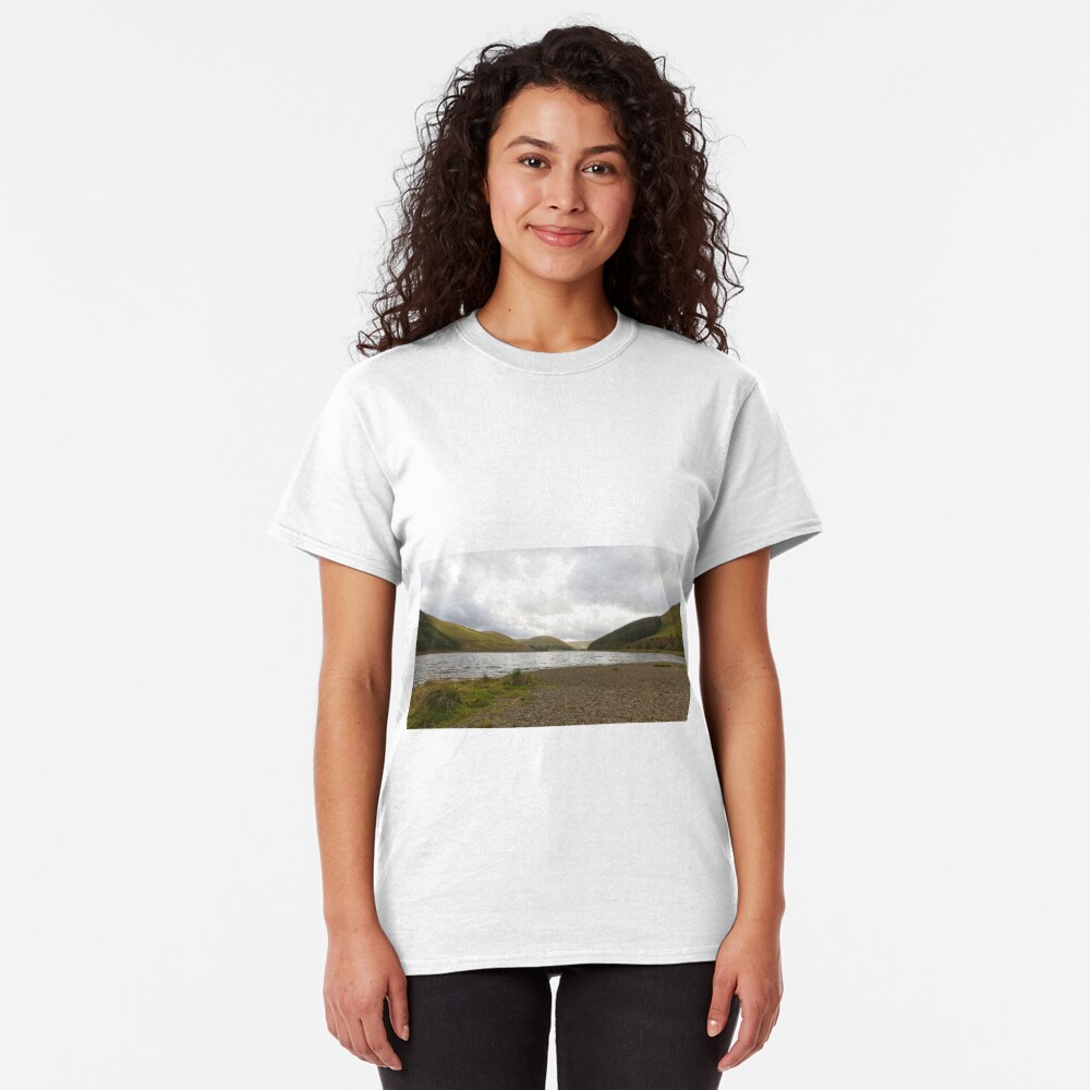 St Marys Loch / Loch of the Lowes, Scottish Borders Classic T-Shirt