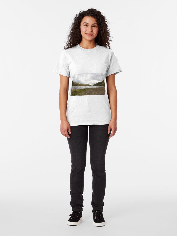 Alternate view of St Marys Loch / Loch of the Lowes, Scottish Borders Classic T-Shirt