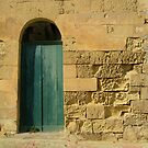 Green door by DeborahDinah
