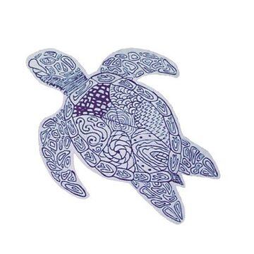 Zentangle Turtle by Taylorsdrawings