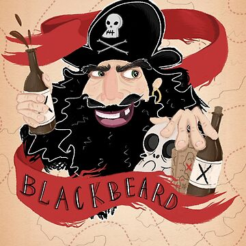 Blackbeard by DIKittyPants