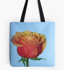 Loveliness of a Single Rose Tote Bag