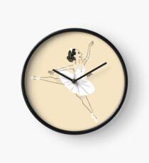 Bailarina de ballet Reloj