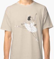 Bailarina de ballet Camiseta clásica