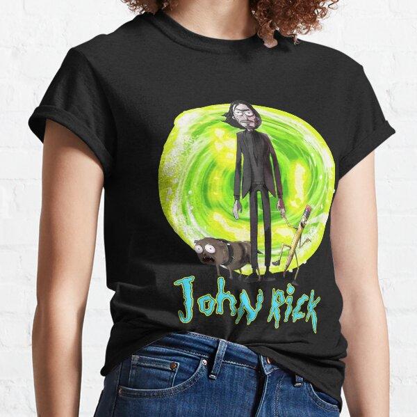 John-Rick T-shirt classique