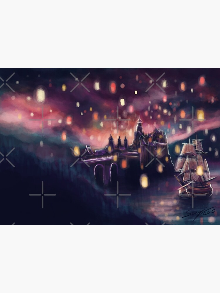 Lights for the Lost Princess by svenja
