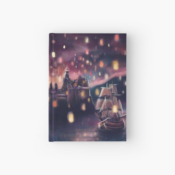 Lights for the Lost Princess Hardcover Journal