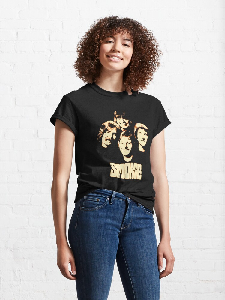 Alternate view of Smokie Classic T-Shirt