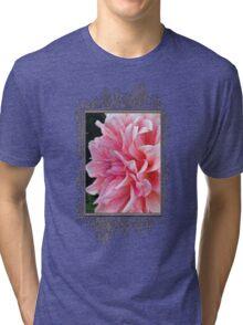 Dahlia named Fire Magic Tri-blend T-Shirt