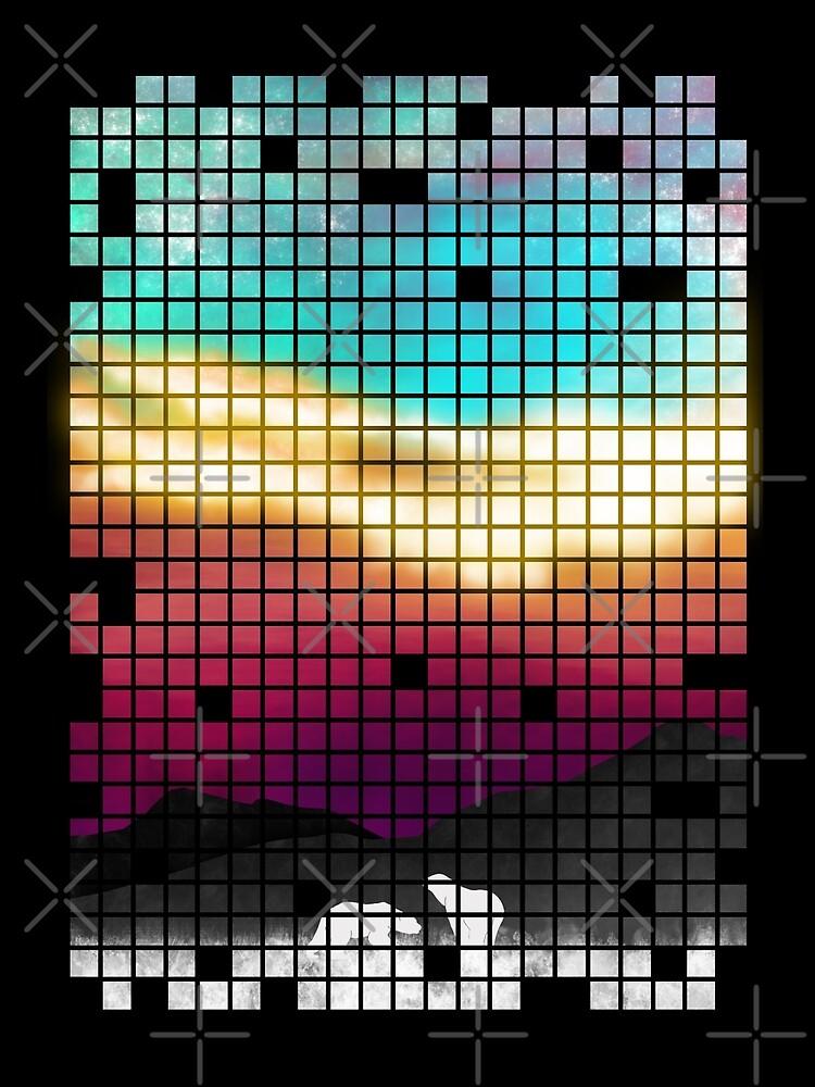 Enjoy the Aurora by GODZILLARGE