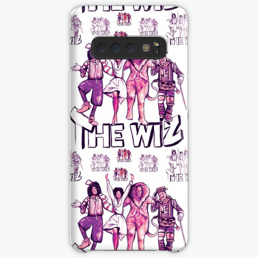 Retro Wiz Samsung Galaxy Snap Case