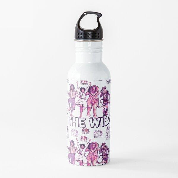 Retro Wiz Water Bottle