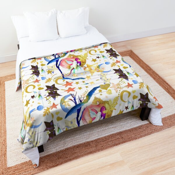 Fairy Dust Comforter