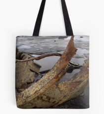 Wrecked Tote Bag
