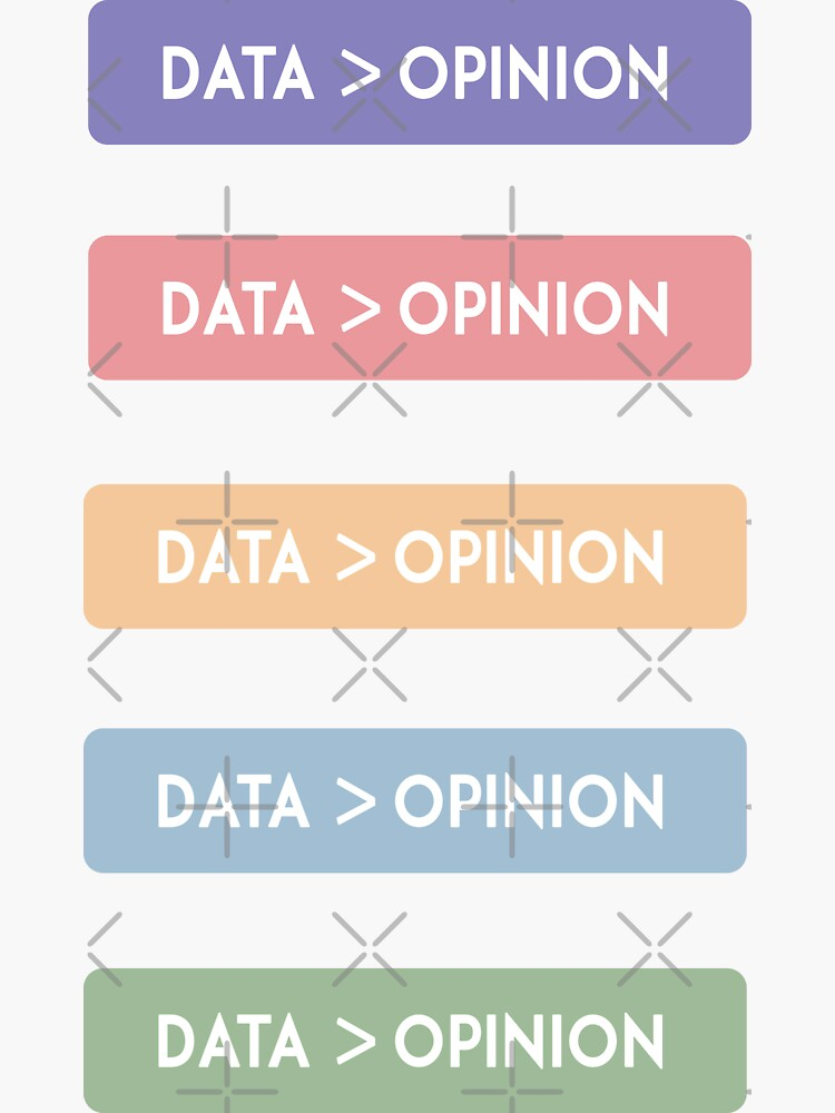 data opinion kit by FunnyGrief