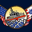 Flags Series - US Coast Guard 45 RB-M by AlwaysReadyCltv