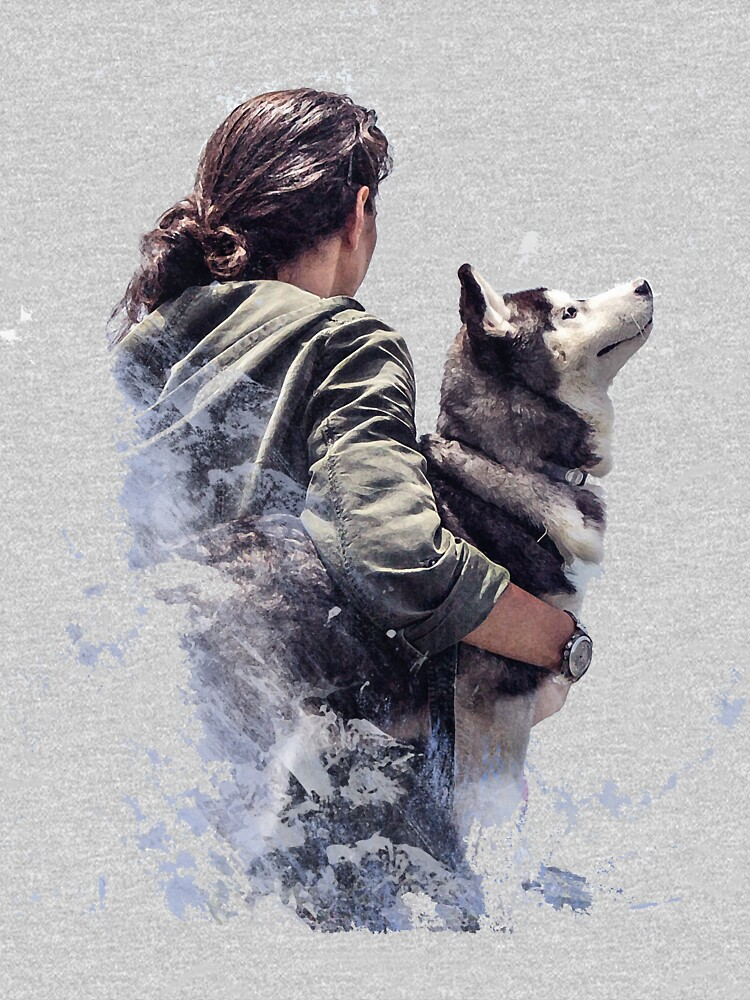 Fat Wolf - Arctic Companion by danbadgeruk