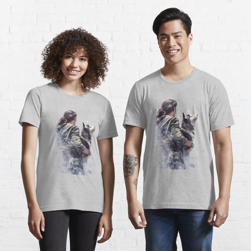 Fat Wolf - Arctic Companion Essential T-Shirt