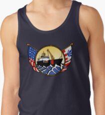 Flags Series - US Coast Guard Buoy Tender Tank Top