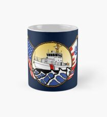 Flags Series - US Coast Guard 87 WPB Classic Mug