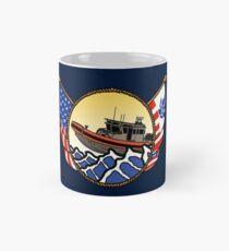 Flags Series - US Coast Guard 33 SPC-LE Classic Mug