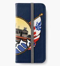 Flags Series - US Coast Guard 33 SPC-LE iPhone Wallet/Case/Skin