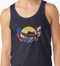 Flags Series - US Coast Guard 33 SPC-LE Tank Top